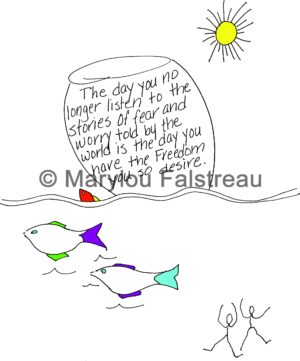 Women and the Hourglass® Coloring Book - Marylou Falstreau