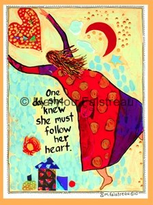 Inspirational Art For Women created by Marylou Falstreau